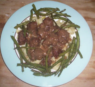 Asian Venison